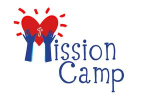 Mission Camp:  June 9, 10 & 11,  9:30 am to 1:00 pm