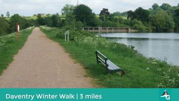 DAVENTRY WINTER WALK | NORTHANTS WALK | 3 MILES (4.8...