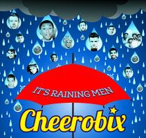 March 2014 Cheerobix Workshop - It's Raining Men