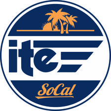 ITE Southern California Section logo