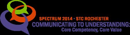 Spectrum 2014, April 13 - 15