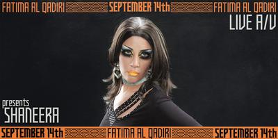 Fatima Al Qadiri Presents 'Shaneera' Live A/V Set