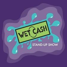 Wet Cash Comedy logo