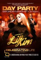 CELEBRATING LIFE DAY PARTY HOSTED BY LIL KIM!!!