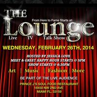 The Lounge Live TV Talk Show - Free Event - Be A Apart...