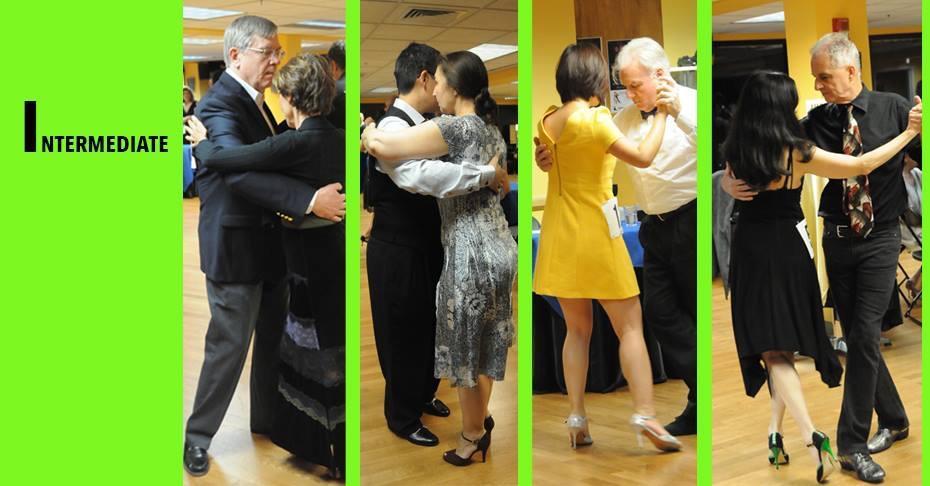 Intermediate Argentine Tango progressive 8 weeks course