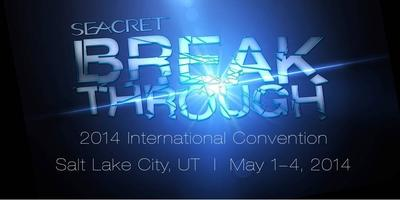 SEACRET BREAKTHROUGH International Convention