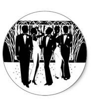The DGC & DLP Black and White Ball