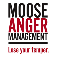 Healing Anger & Moose Anger Management logo