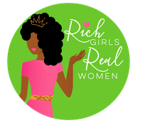 Rich Girls, Real Women Inc logo