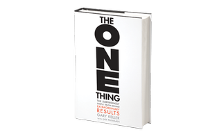 The ONE Thing with James Shaw