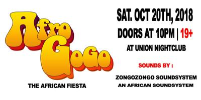Afro GoGo–The African Fiesta