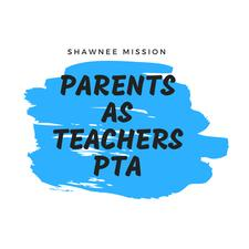 Shawnee Mission Parents As Teachers PTA  logo