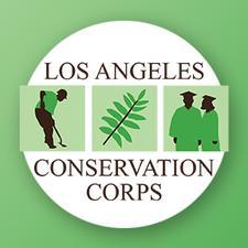 The LA Conservation Corps logo