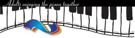 """FREE Preview Class for """"Adults Enjoying the Piano..."""