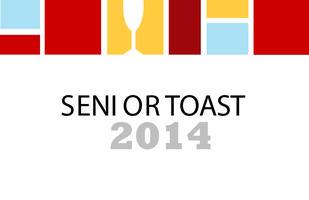 Senior Toast 2014