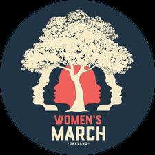 Women's March Oakland logo