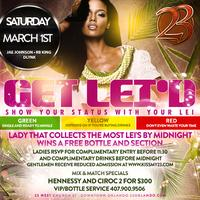GET LEI'D™ {a  special K.I.S.S. event}