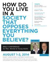 Precept Bible Conference with Kay Arthur and Wayne Barb...