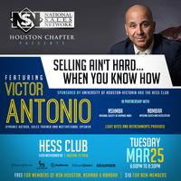 "NSNHouston presents: Victor Antonio ""Selling Ain't..."