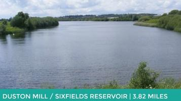 DUSTON MILL RESERVOIR RAMBLE | NORTHANTS WALK | 3.82...