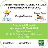 Tourism Australia, Tourism Victoria & Torre DeRoche...
