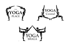 Yoga Central/The Yoga Place logo