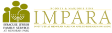 IMPARA and Syracuse Jewish Family Service logo