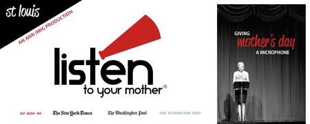 2nd Annual Listen To Your Mother St. Louis