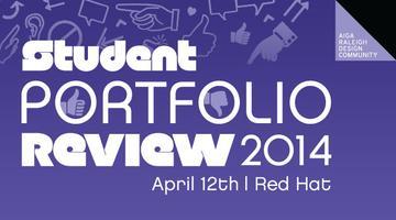 2014 AIGA Raleigh Student Portfolio Review