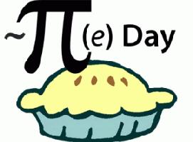 Pi(e) Day 2014