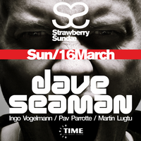 Strawberry Sundæ w/ DAVE SEAMAN