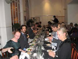 UCL Earth Sciences Annual Alumni Dinner