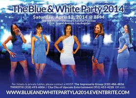 The Blue & White Party 2014