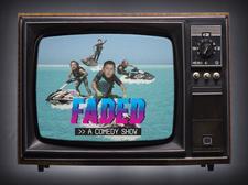 Faded Comedy logo