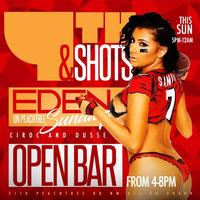 $20 OPEN BAR - ELLEVEN45 SUNDAY