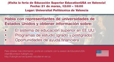 Feria de Educación Superior en EEUU