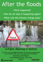 After the Floods: Oxford