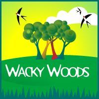 Wacky Woods logo