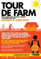 Tour de Farm (and BBQ!)