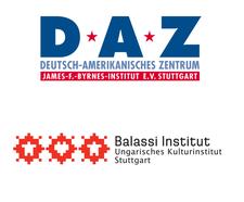 Deutsch-Amerikanisches Zentrum Stuttgart und Balassi Institut - Ungarisches Kulturinstitut Stuttgart logo