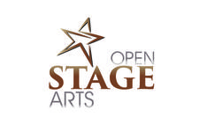 Open Stage Arts logo