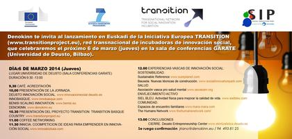 Presentación del Proyecto TRANSITION