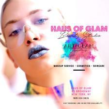 Haus Of Glam Beauty, inc. logo