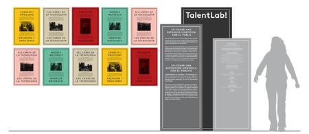 Inauguració 'Mostra i recursos educatius de TalentLab'