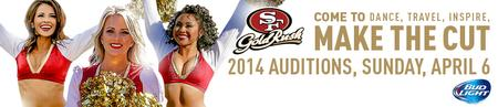 2014 Gold Rush Auditions Finals