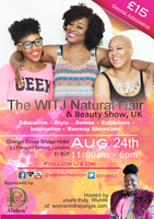 The WITJ Natural Hair & Beauty Show, UK