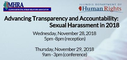 Illinois department of human rights sexual harassment