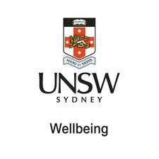 UNSW Safety & Wellbeing logo