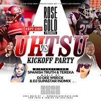 Rose Gold Fridays *Dress Code Enforced* Show Tix at Door for RSVP til 11p!